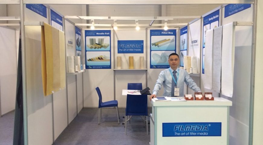 Filmedia In Nonwoven Technical Textiles Technology Exhibition 2016