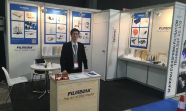Filmedia In POLUSÓLIDOS 2017–Exhibition For The Technology Of Capturing And Filtration