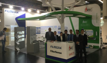 Filmedia In Powtech 2016–Global Filtration Solution Provider For All Industries